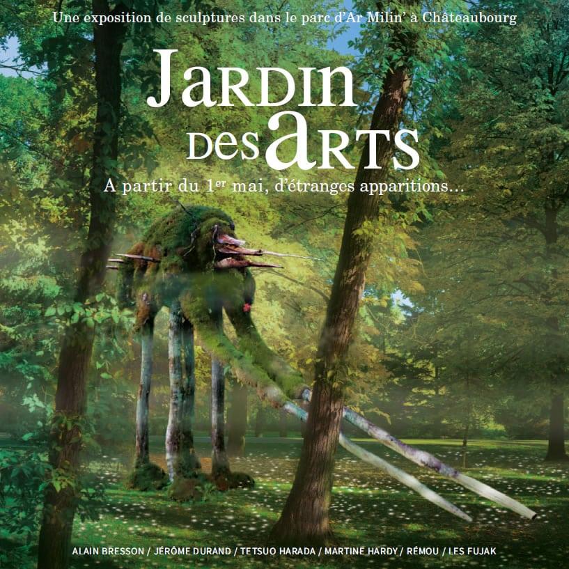 Jardin des Arts 2013 - Couverture