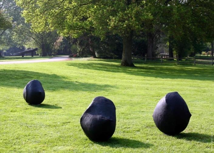 Graine - Irène Le Goaster - Jardin des Arts 2007