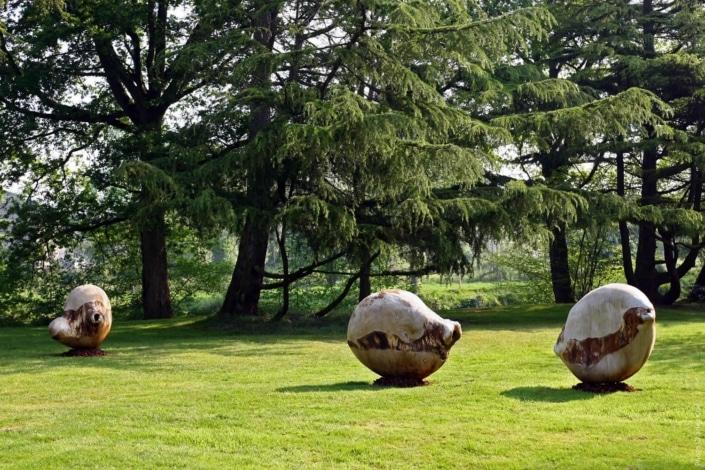 Graines - Irène Le Goaster - Jardin des Arts 2007
