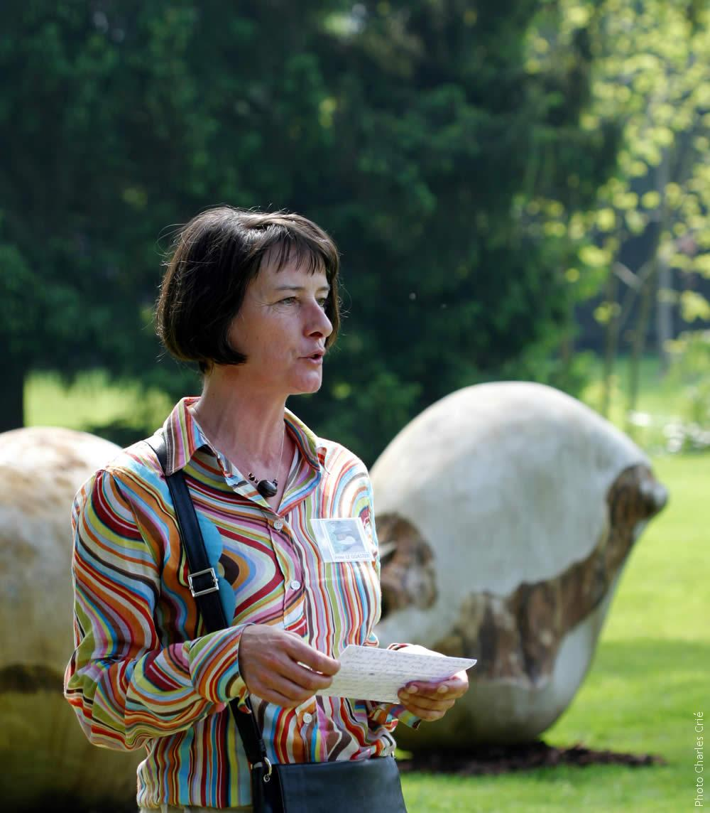 Irène Le Goaster - Artiste Jardin des Arts 2007