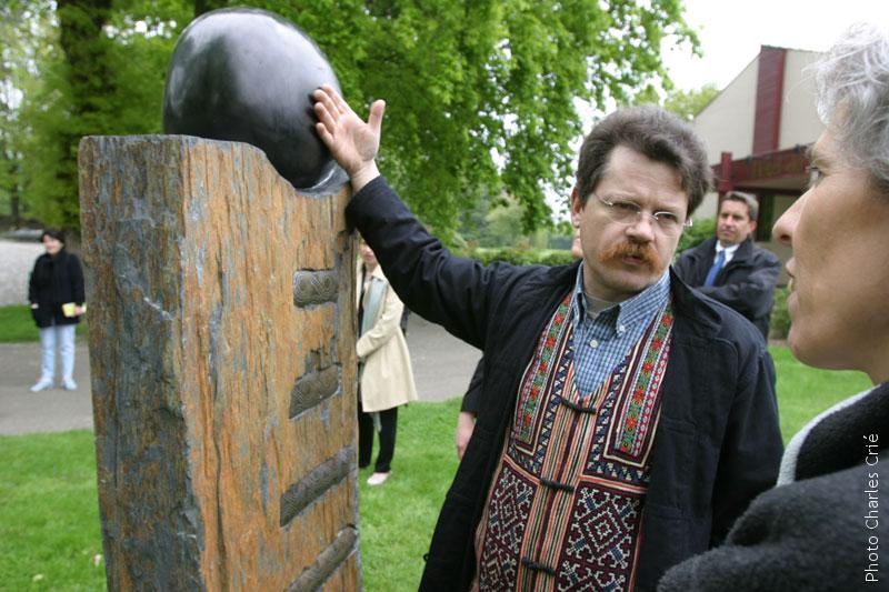 Sculpture Jardin des Arts 2004