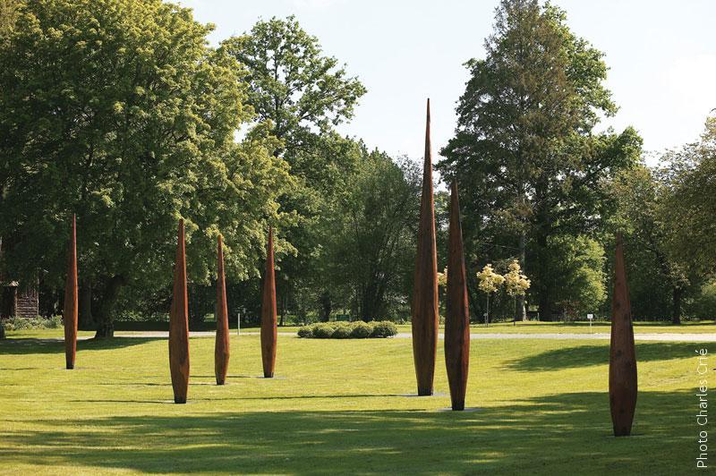 Jean-Claude Lambert - Jardin des Arts 2005