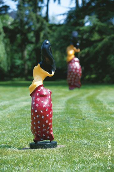 Jean Lemonnier - Jardin des Arts 2005