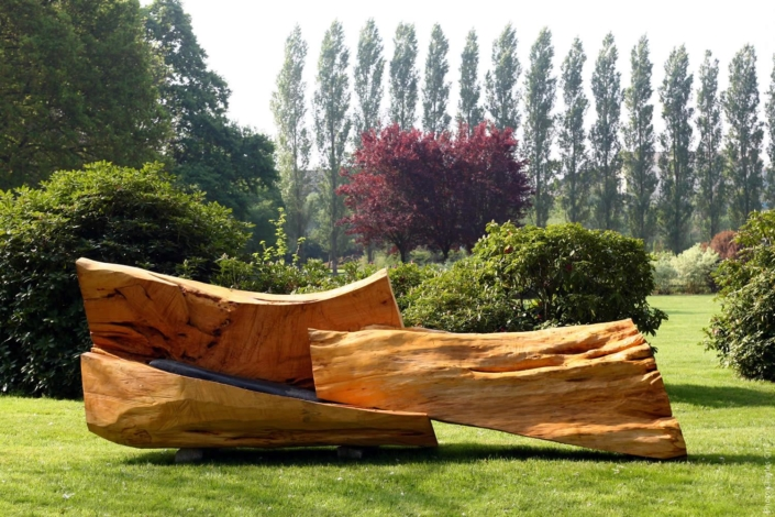 Oeuvre de Bruno Guihéneuf - Jardin des Arts 2007