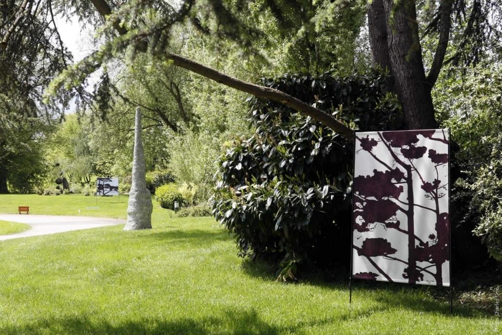 Oeuvre de Violaine Dejoie-Robin - Jardin des Arts 2006