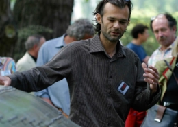 Olivier de Coux - Artiste Jardin des Arts 2007