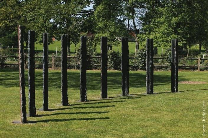 Pascale Beauchamps - Jardin des Arts 2005