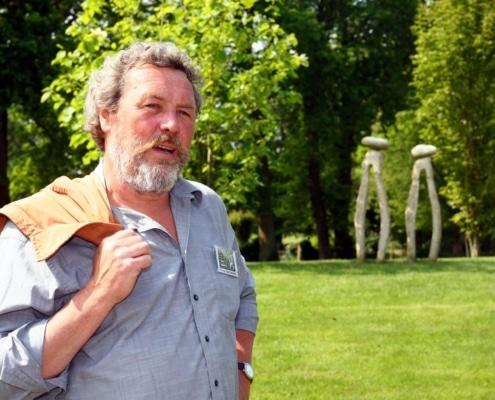 Ronan Suignard - Artiste Jardin des Arts 2007