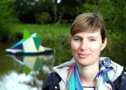 Elodie Boutry - Artiste Jardin des Arts 2019
