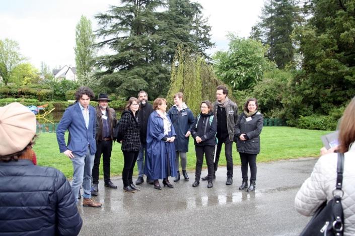 Conférence de presse Jardin des Arts 2019