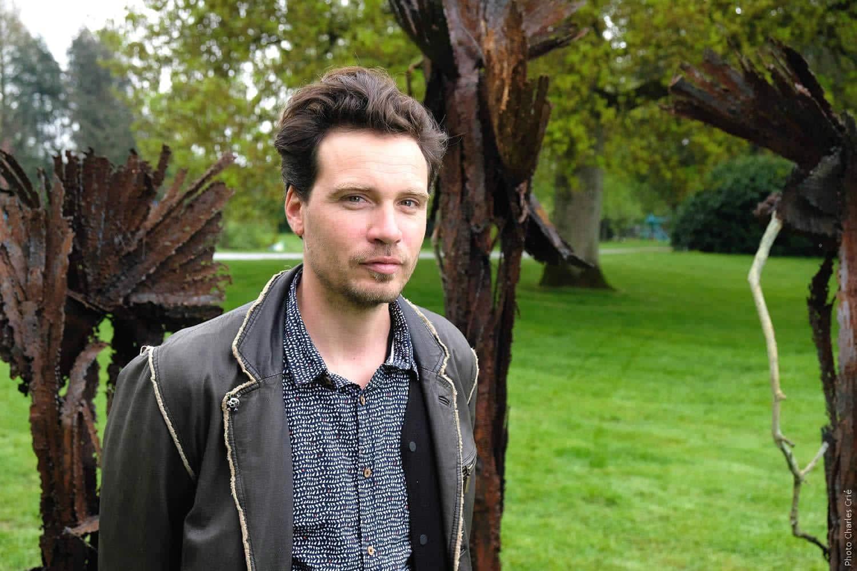 Julien Allègre - Artiste Jardin des Arts 2019