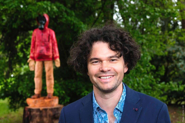 Nicolas-Vassili Barbé - Artiste Jardin des Arts 2019