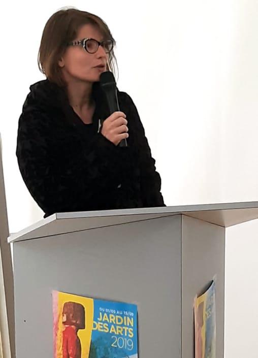 Isabelle Garbil Fauve-Piot