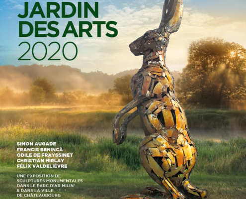 Affiche Jardin des Arts 2020