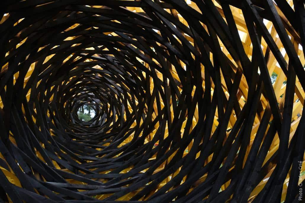 Oeuvre de Simon AUGADE - Jardin des Arts 2020