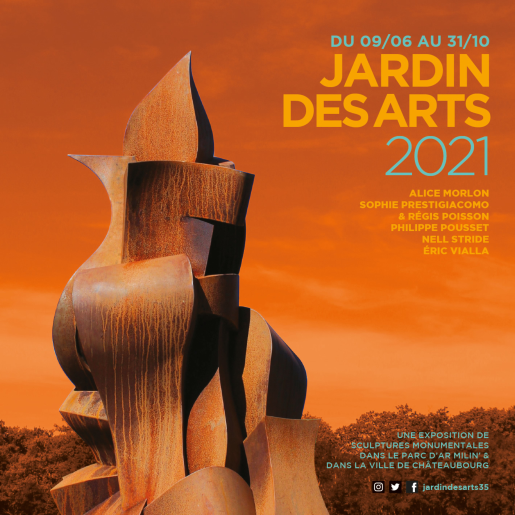 Jardin des Arts 2021