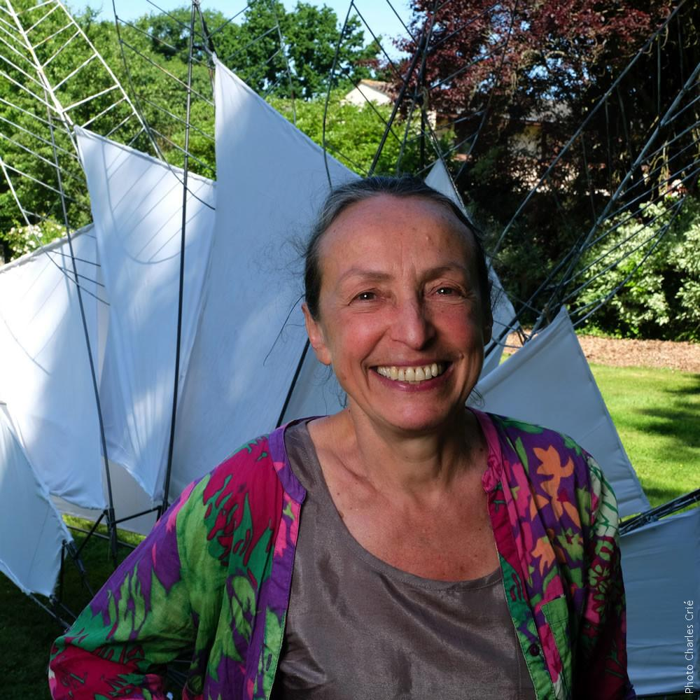 Alice MORLON - Artiste Jardin des Arts 2021