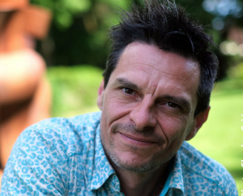 Eric VIALLA - Artiste Jardin des Arts 2021