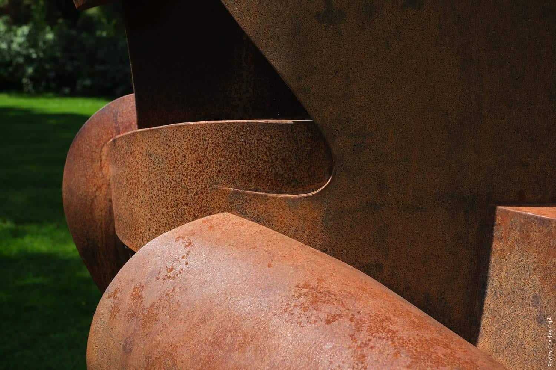 Oeuvre d'Eric VIALLA - Jardin des Arts 2021