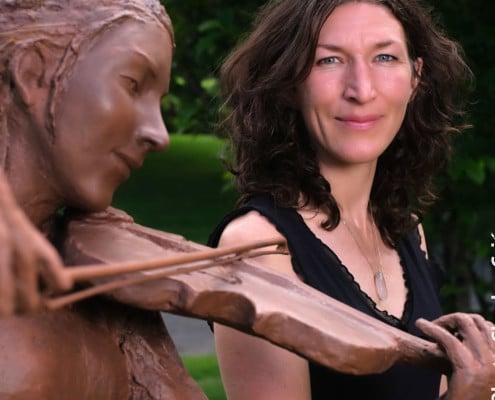 Nell STRIDE - Artiste Jardin des Arts 2021