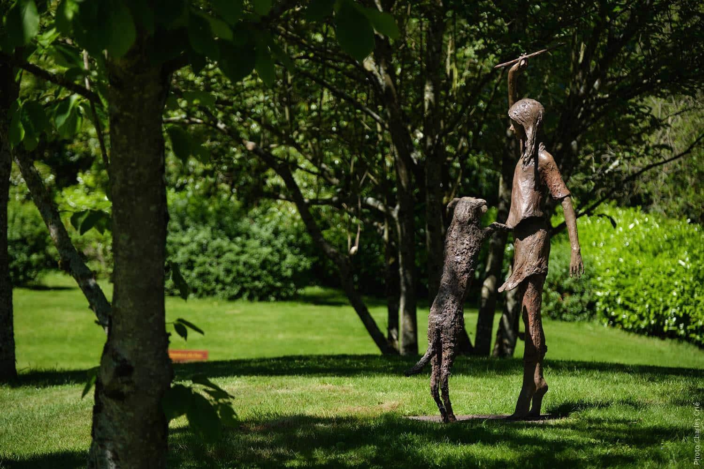 Oeuvres de Nell STRIDE - Jardin des Arts 2021