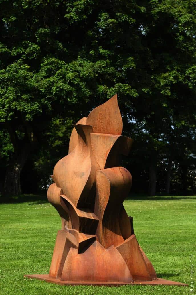 Oeuvres d'Eric VIALLA – Jardin des Arts 2021