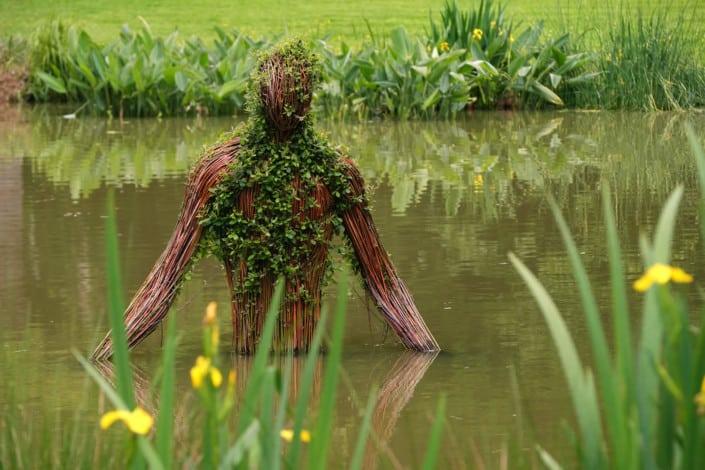 Oeuvres de Sophie PRESTIGIACOMO & Régis POISSON – Jardin des Arts 2021