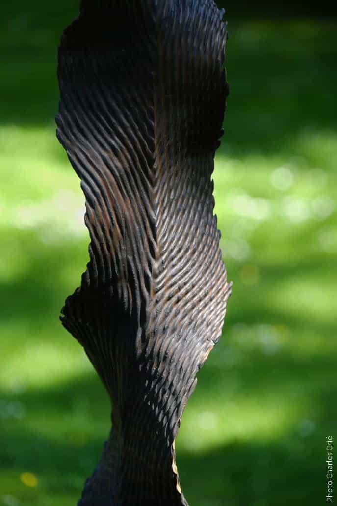 Oeuvres de Philippe POUSSET – Jardin des Arts 2021